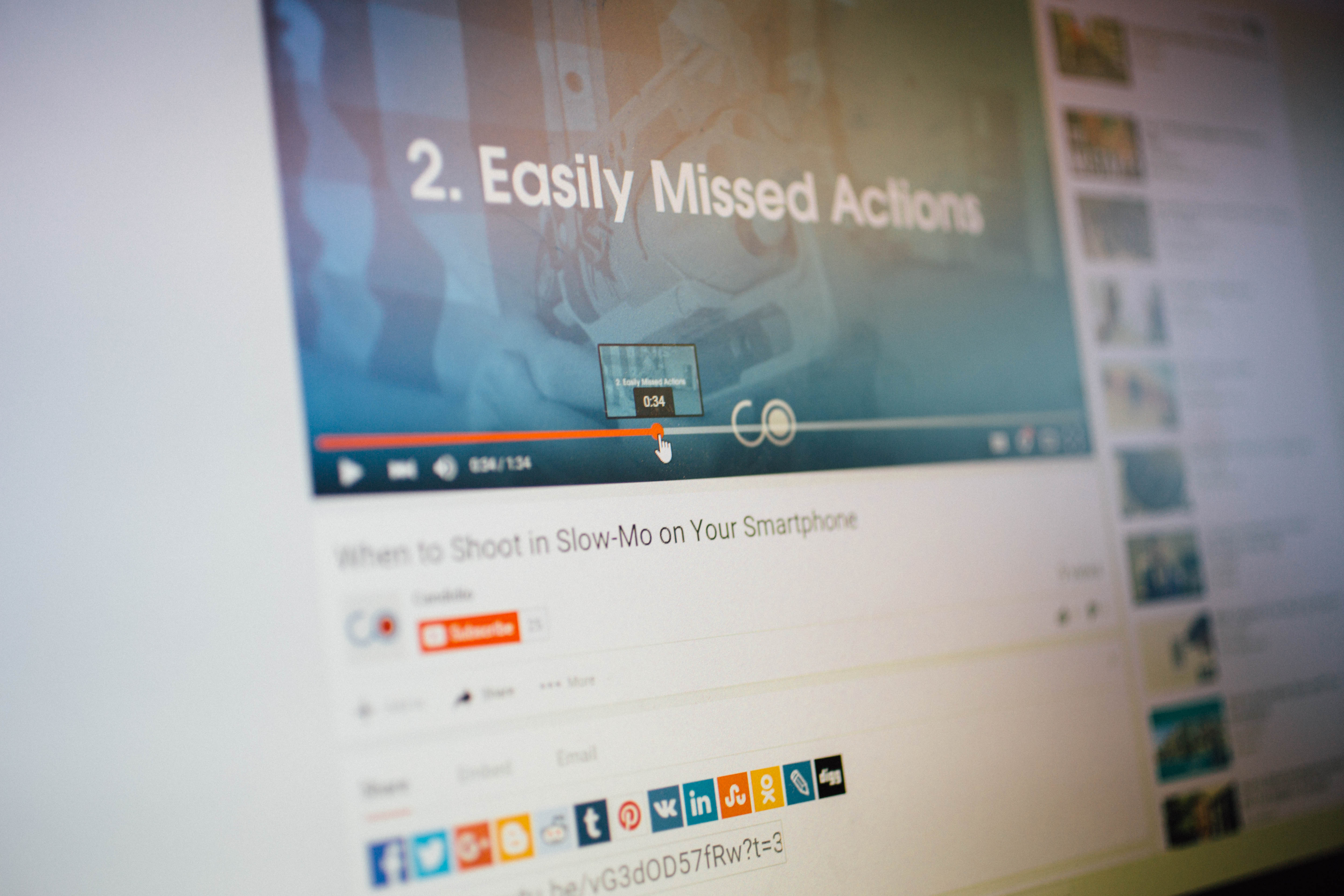 How To Embed A Youtube Video With A Specific Start Time  12 Stars Media